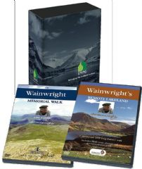 Memorial Walk & Remote Lakeland 2 DVD Box